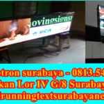 0813.5495.4655(TSEL)Jual videotron di surabaya