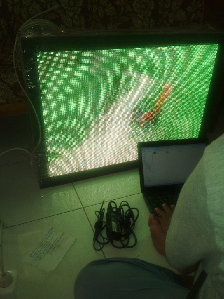 Jual videotron sidoarjo