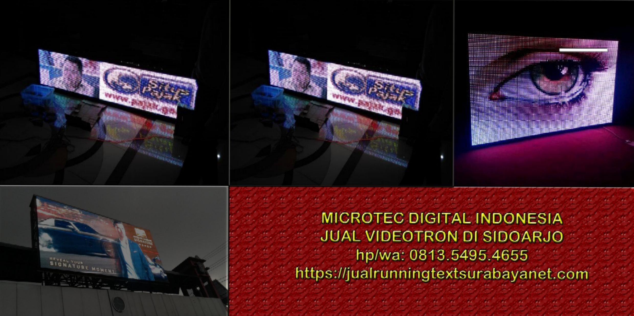 jual videotron sidoarjo.1