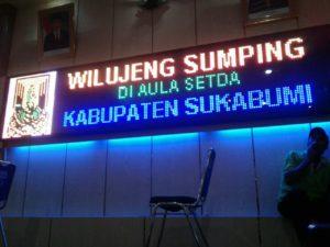 Jual videotron Sampang